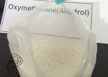 China Muscle Gain Pharmaceutical Grade Steroids Anadrol Oxymetholone CAS 434-07-1 supplier