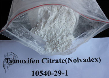 China TAM Pharmaceutical Grade Steroids Nolvadex Tamoxifen Citrate for Cancer Treatment supplier