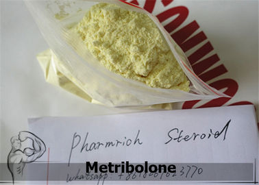 China CAS 965-93-5 Metribolone / Methyl Trenbolone Powder Increase Muscular Endurance supplier