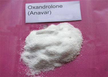 China CAS 53-39-4 Anabolic Raw Steroid Powders Oxandrolone Anavar For Female Weight Loss supplier