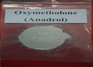 China Legal Raw Steroids Powder Oxymetholone / Anadrol Powder For Muscle Growth supplier