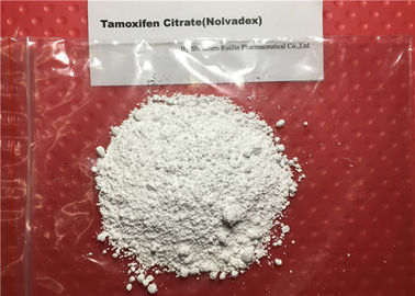 China Bulking Cycle Anabolic Raw Steroid Powders Tamoxifen Citrate Nolvadex For Female supplier