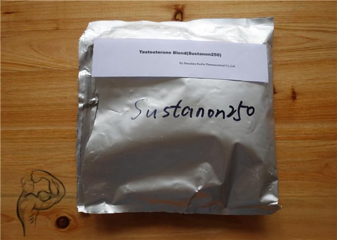 Injectable Oral Anabolic Steroids Sustanon 250 Testosterone Blend