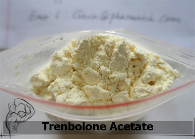 USP Standard Anabolic Steroid Hormones Trenbolone Acetate for Muscle Building