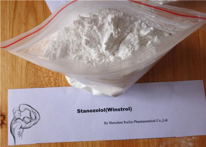 Winstrol Stanozolol Oral Anabolic Injectable Steroids For Building Muscle Mass