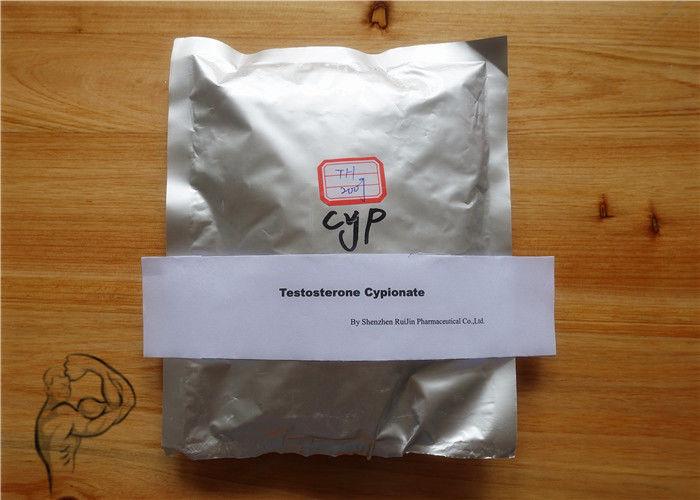 Oral Testosterone Cypionate Pharmaceutical Grade Steroids Raw Hormone Powders
