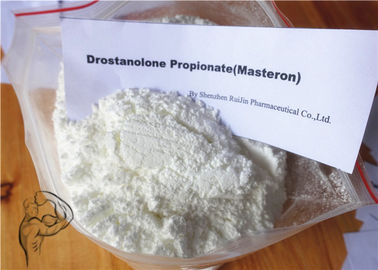 China Injectable Muscle Gain Steroids Bulking Cycle Drostanolone Propionate Powder factory