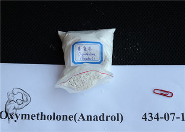 Muscle Mass Anadrol Oxymetholone White Oral Raw Steroid Powders CAS 434-07-1