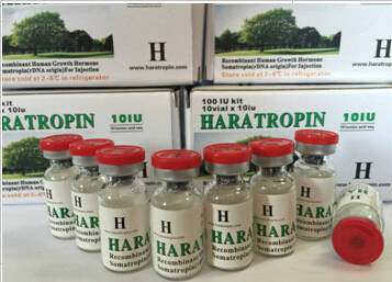 Positive Injectable Haratropin HGH 100iu Muscle Growth Hormone Steroid For Men